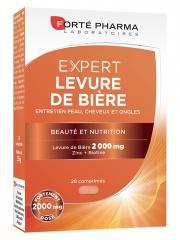 Forté Pharma Levure de Bière 28 Comprimés - Boîte 28 comprimés