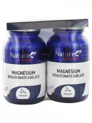 Nature Attitude Magnésium Bisglycinate Chélaté Lot de 2 x 60 Gélules - Lot 2 x 60 gélules