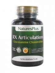 Natures Plus RX Articulations 60 Comprimés - Pot 60 comprimés