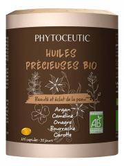 Phytoceutic Huiles Précieuses Bio 105 Capsules - Pot 105 capsules