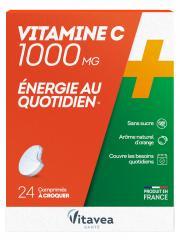 Nutrisanté Vitamine C 1000 mg 24 Comprimés - Boîte 24 comprimés