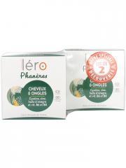 Léro Phanères Cheveux et Ongles 90 Capsules + 30 Capsules Offertes - Lot 90 capsules + 30 capsules