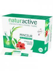 Naturactive Minceur 20 Sticks Fluides - Boîte 20 sticks de 10 ml