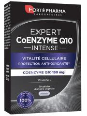 Forté Pharma Expert Coenzyme Q10 Intense 30 Gélules - Boîte 30 gélules