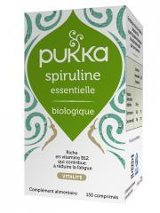Pukka Spiruline Essentielle Bio 150 Comprimés - Pot 150 comprimés