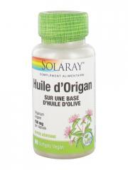Solaray Huile d'Origan 60 Capsules - Pot 60 capsules