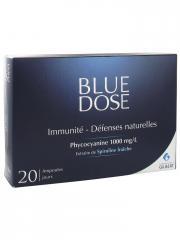 Gilbert Blue Dose Immunité Défenses Naturelles 20 Ampoules - Boîte 20 ampoules de 5 ml
