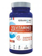Granions 23 Vitamines Minéraux et Plantes 90 Comprimés - Pot 90 Comprimés