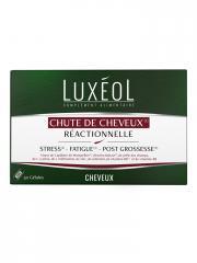 Luxéol Chute de Cheveux Réactionnelle 30 Gélules - Boîte 30 gélules