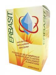 Biosana Erbasit Poudre de Sels Minéraux Basiques Aux Plantes Sans Lactose 240 g - Boîte 240 g