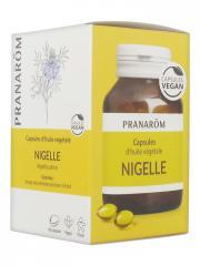 Pranarôm Capsules d'Huile Végétale Nigelle 60 Capsules - Boîte 60 capsules