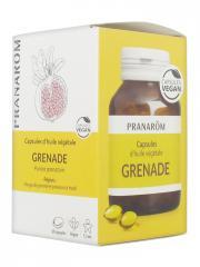 Pranarôm Capsules d'Huile Végétale Grenade 60 Capsules - Boîte 60 capsules