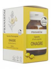 Pranarôm Capsules d'Huile Végétale Onagre 60 Capsules - Boîte 60 capsules