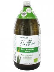 Pur Aloé Jus d'Aloe Vera à Boire Bio 1000 ml - Bouteille 1000 ml