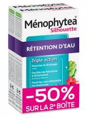 Nutreov Ménophytea Silhouette Rétention d'Eau Lot de 2 x 30 Comprimés - Lot 2 x 30 comprimés