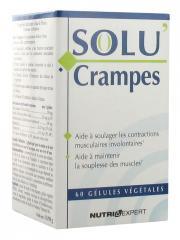 Nutri Expert Solu Crampes 60 Gélules Végétales - Boîte 60 gélules végétales