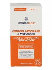 Montbralgic Confort Articulaire & Musculaire 60 Comprimés - Boîte 60 comprimés
