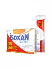 Isoxan Adulte 20 Comprimés à Avaler + Actiflash 14 Comprimés Effervescents Offerts - Lot 2 produits