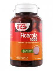 Nutrisanté Acérola 1000 60 Comprimés - Boîte 60 comprimés