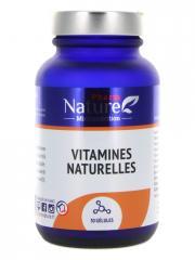 Nature Attitude Vitamines Naturelles 30 Gélules - Pot 30 gélules