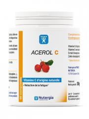 Nutergia Acerol C 60 Comprimés - Pot 60 comprimés