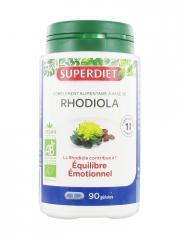 Super Diet Rhodiola Bio 90 Gélules - Boîte 90 gélules
