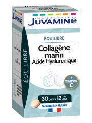 Juvamine Collagène Marin Acide Hyaluronique 60 Comprimés - Boîte 60 Comprimés