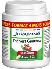 Juvamine Thé Vert Guarana 120 Gélules - Pot 120 gélules