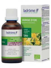 Ladrôme Extrait de Plante Fraîche Bio Verge d'Or 50 ml - Flacon 50 ml