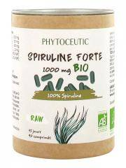 Phytoceutic Spiruline Forte 1000 mg Bio 90 Comprimés - Pot 90 comprimés