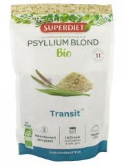 Super Diet Psyllium Blond Bio 200 g - Sachet 200 g