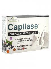 Les 3 Chênes Capilase Cheveux Blancs & Gris 30 Gélules - Boîte 30 gélules