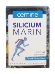 Oemine Silicium Marin 60 Gélules - Boîte 60 gélules