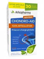Arkopharma Chondro-Aid 100% Articulation 120 Gélules - Pot 120 gélules