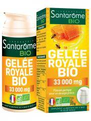 Santarome Bio Gelée Royale Bio 33 000 mg - Flacon-Pompe 33 g