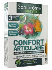Santarome Confort Articulaire 20 Ampoules - Boîte 20 ampoules de 10 ml