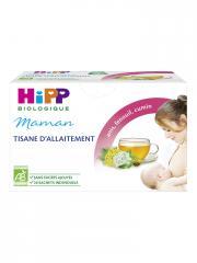 HiPP Tisane d'Allaitement Bio 20 Sachets - Boîte 20 sachets de 1,5 g