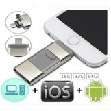 Cle USB pour smartphone - Compatible IOS & Android Noir 256GB