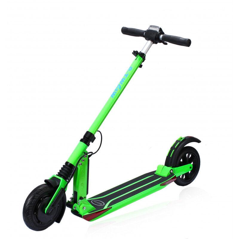 e-twow trottinette électrique e-twow booster s+ confort 2020 couleur : - vert