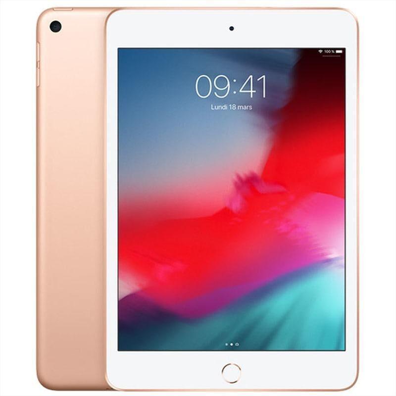 Apple iPad Mini 5 (2019) Wifi + Cellular 256 Go Or
