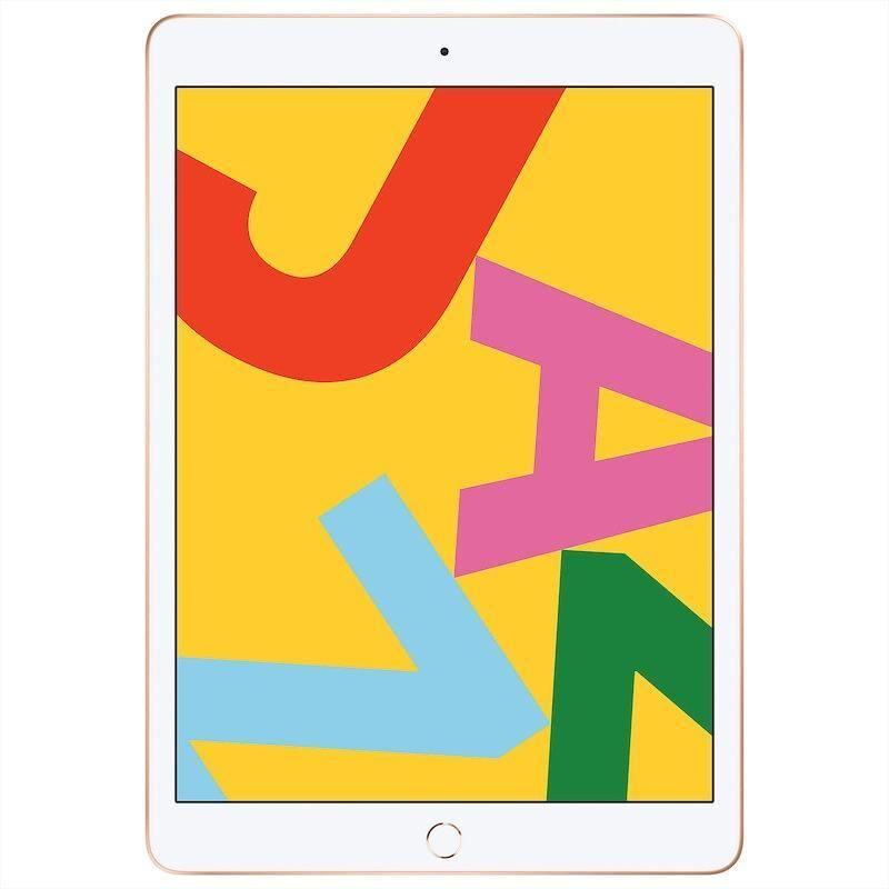 Apple iPad 7 (2019) 10,2 Pouces Wifi + Cellular 128 Go Or