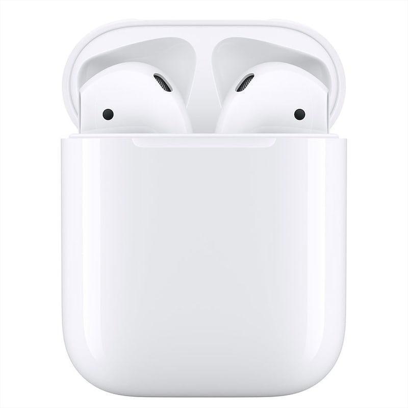 Apple Airpods 2 (2019) avec boîtier de charge sans fil