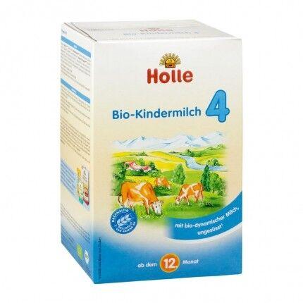 Holle lait enfant Bio 4, poudre