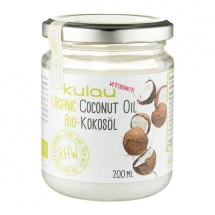 KULAU, Huile de noix de coco