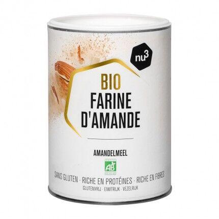 nu3, Farine d'amande bio