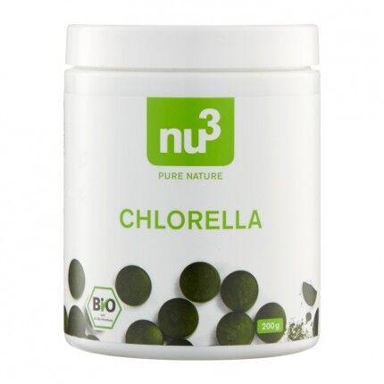 nu3 Chlorella bio