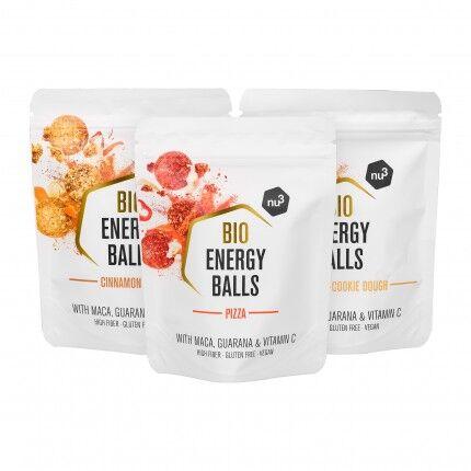 nu3 Energy Balls, Mix