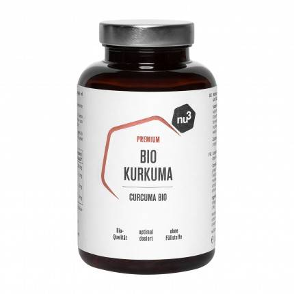 nu3 Curcuma bio
