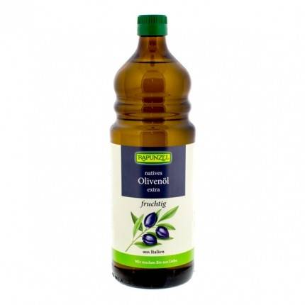 RAPUNZEL, Huile d'olive extra vierge bio