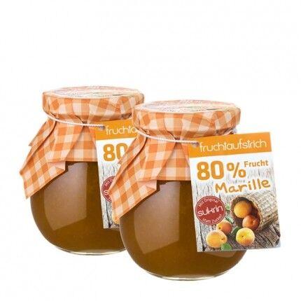 Sukrin Pâte à tartiner fruitée Abricot
